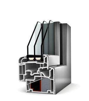 Banzer montagen fenster kellerfenster haust ren for Fensterelemente kunststoff